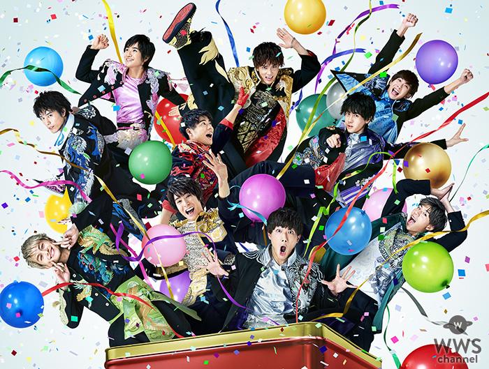 BOYS AND MEN、2019年1月にナゴヤドーム単独公演を控え 12月19日に自身初のベストアルバム「ボイメン・ザ・ベスト」の発売が決定!