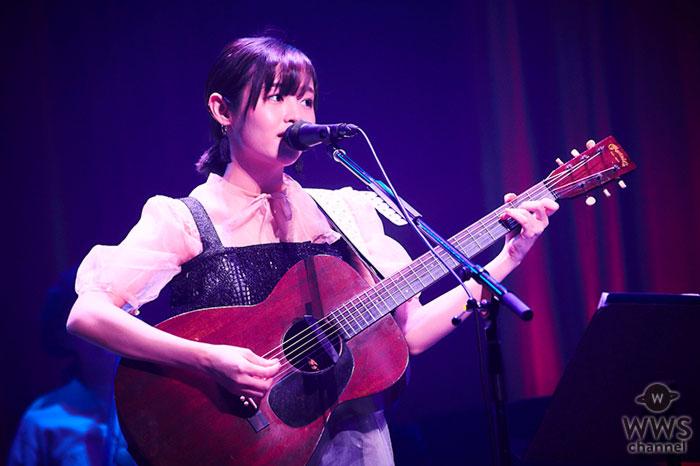 藤原さくら、2nd EP『green』と3rd EP『red』がはじめて融合した「Sakura Fujiwara tour 2018 yellow」が彩り豊かに開幕!