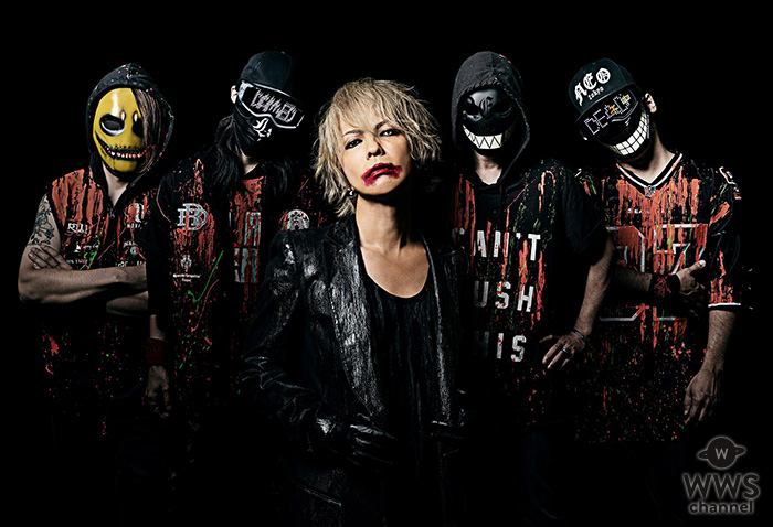 HYDE、COUNTDOWN JAPAN 18/19への出演が決定!New Single「FAKE DIVINE」のHALLOWEEN PARTY 2018でのハロウィン・スペシャル特典も発表!