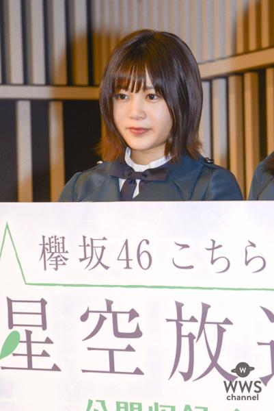 欅坂46・長濱ねる「プラネタリウムをプレゼント」と壮大なグッズ構想明かす!『欅坂46 こちら有楽町星空放送局』公開収録が開催!