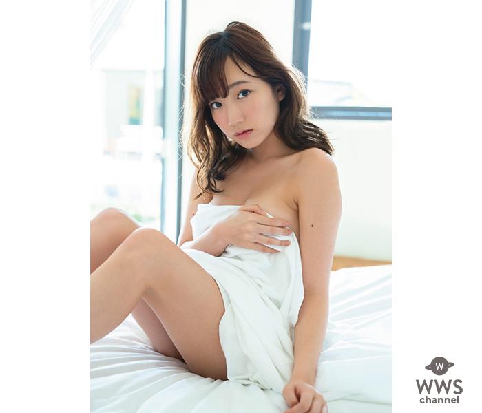 夢アド京佳、 18歳ラストに初のランジェリー姿を解禁!!