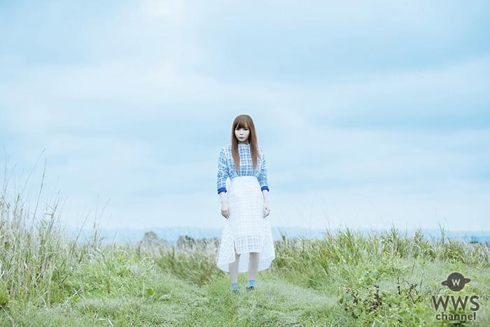"""中川翔子、約3年半ぶりの新曲は""""雨女""""返上の幻想的なアートワークが完成!"""