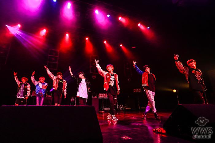 ONE N' ONLYデビュー前に初の東名阪Zeppツアーを敢行!Zepp Tokyoを満員に!!
