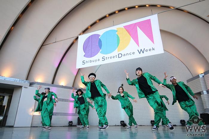 国内最大規模のストリートダンスの祭典『Shibuya StreetDance Week 2018』開催決定!