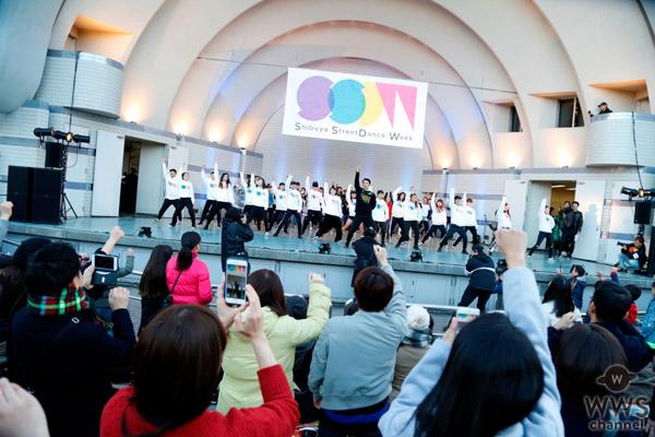 国内最大規模のストリートダンスの祭典『Shibuya StreetDance Week 2018』開催決定! KENZO(DA PUMP)がアンバサダーに!!