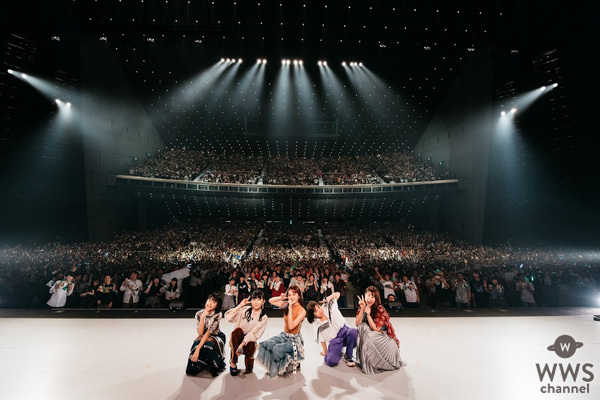 Little Glee Monster(リトグリ)、全公演完売ツアー東京公演で2年振り日本武道館公演&4枚目のアルバムのリリースを発表!