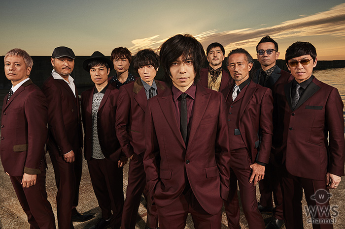 宮本浩次をゲストボーカルに迎えたスカパラ新曲のラジオ解禁が決定!
