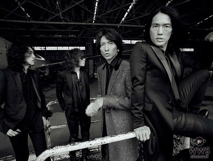 THE YELLOW MONKEYがAtlantic/Warner Music Japanとタッグを組むことを発表!第一弾となる最新のビジュアルも公開&早くも新曲がOA!!