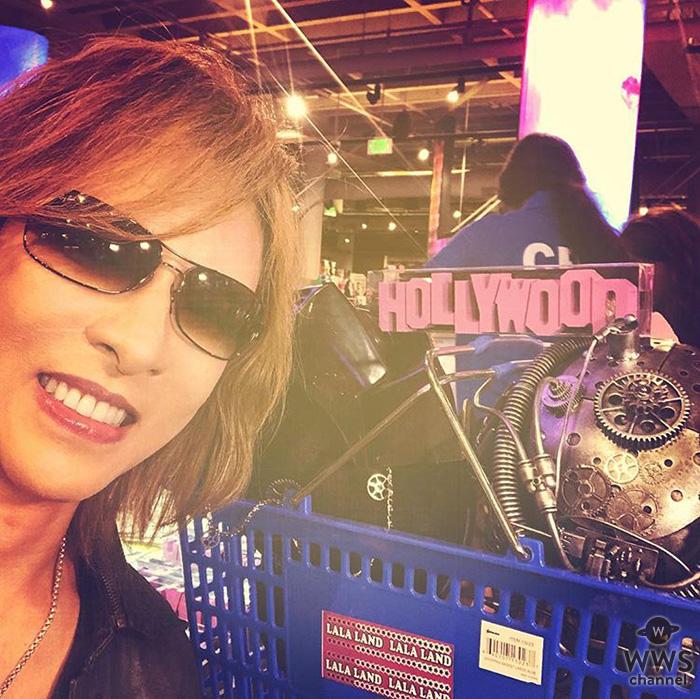 YOSHIKIが「火サプ SP」初出演!LA でもオーラ全開の超貴重映像連発!ロスへの移住、無観客ライブの真実も語る!!