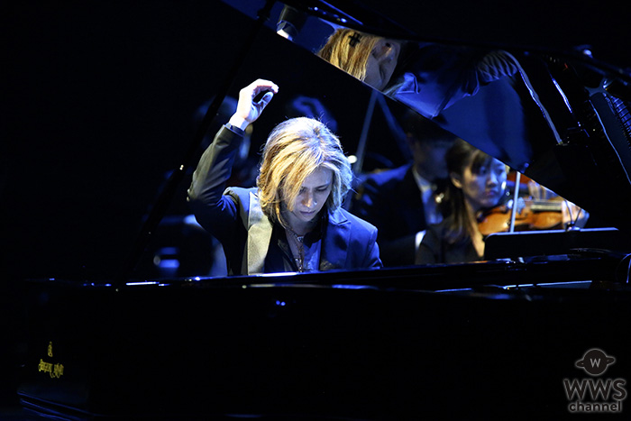 「YOSHIKI CLASSICAL 2018~紫に染まった夜~YOSHIKI with Philharmonic Orchestra」をYOSHIKI CHANNELにて全編生中継決定!