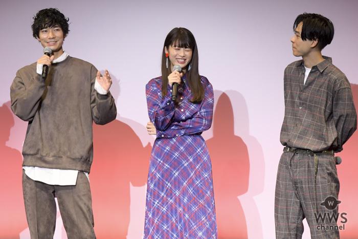 馬場ふみかが成田凌、清原翔とトークショー開催!「メンズノンノモデル公開オーディション」にゲスト出演!