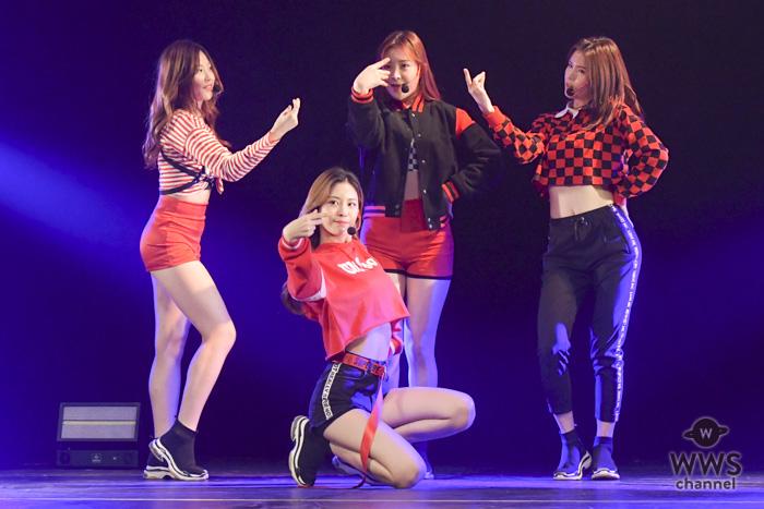 【ライブレポート】NeonPunch(ネオンパンチ) が『K-GIRLS FES』でフレッシュ感ほとばしるパフォーマンスを披露!
