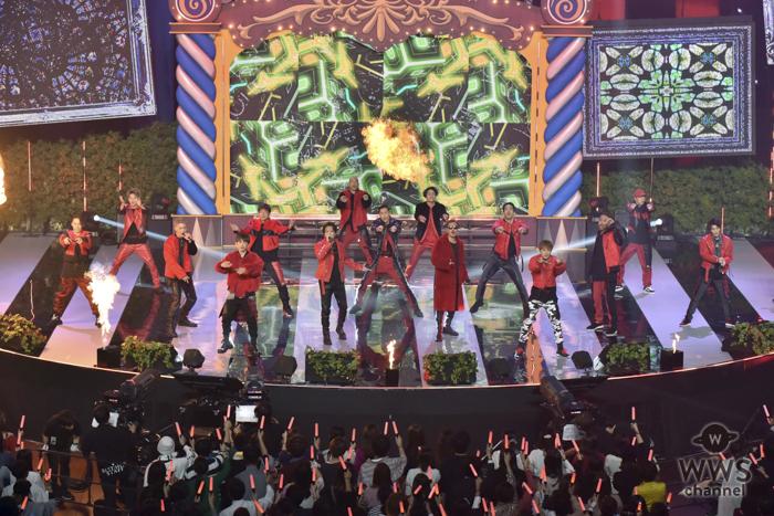 EXILEが3年ぶりの「ベストヒット歌謡祭」にトップバッターで登場!<ベストヒット歌謡祭2018>