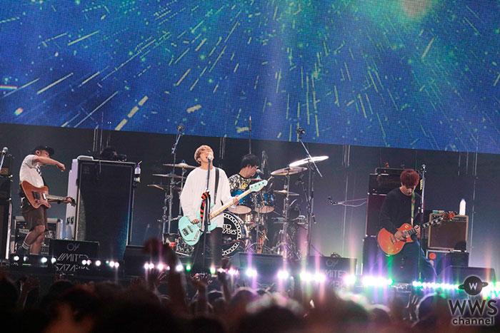 【ライブレポート】04 Limited Sazabys(フォーリミ)がバズリズムライブ2年連続出演で1万3千人を魅了! GENが持ち味のハイトーンヴォイスでオーディエンスを煽る! <バズリズム LIVE 2018>