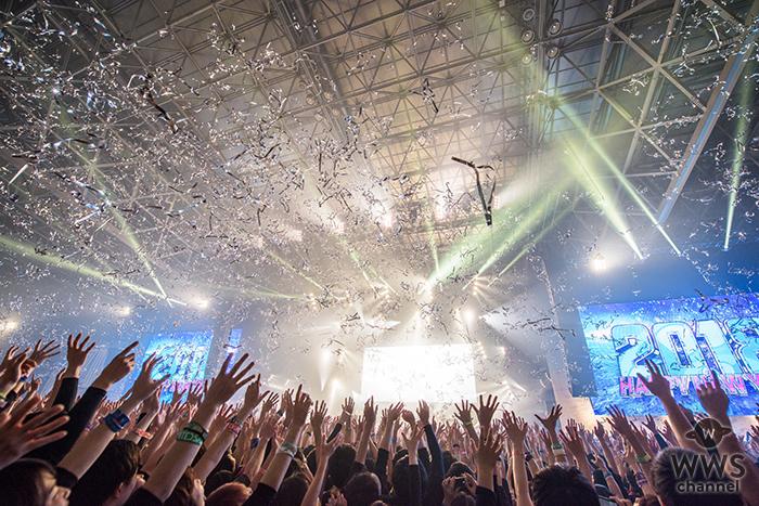 一年を締めくくる、年末の恒例イベントとなった国内最大の年越しロック・フェスティバル「COUNTDOWN JAPAN 18/19 」をWOWOWで放送!