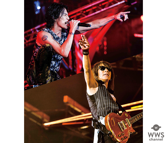 11月24日、テレビ初となるB'zのライブをWOWOWで独占放送!9月22日・味の素スタジアム公演を全曲放送!!