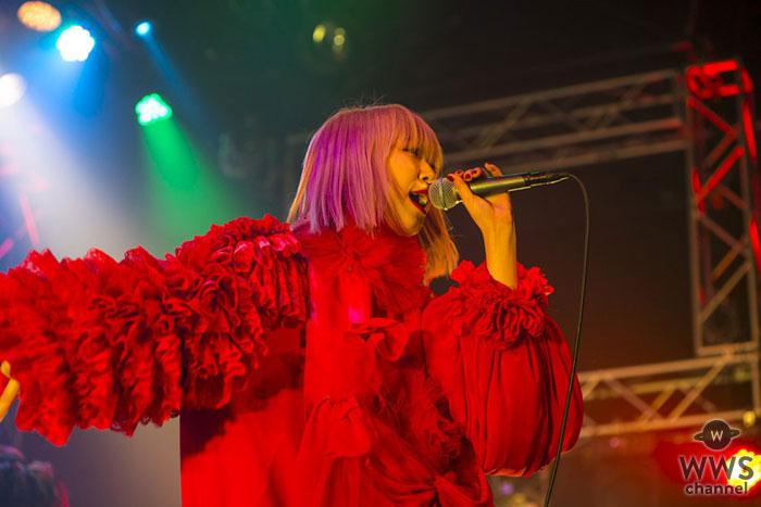 元ベビレの大矢梨華子、解散後初のライブ出演でオリジナルソングを初披露!「皆さんと一緒に未来を作れたら」