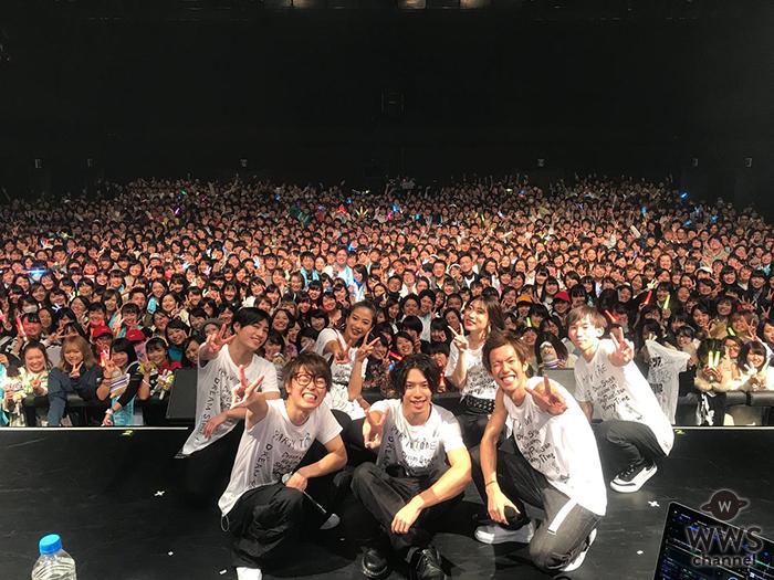 """スカイピース、全国ツアー""""Dream Stage Welcome in SkyPeaceisen Party Time"""" 仙台からスタート!!"""