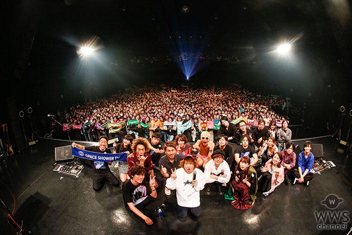 <ライブレポート>「チュートリアルの徳ダネ福キタル♪SPECIAL LIVE Vol.7」2018年をもって解散を宣言しているAqua Timez、横アリラストライブ前の最後となるイベント出演 !!
