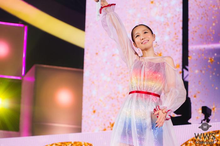 西野カナ、今年デビュー10周年を記念して行われたアリーナツアーの映像作品を 12/26に発売決定!
