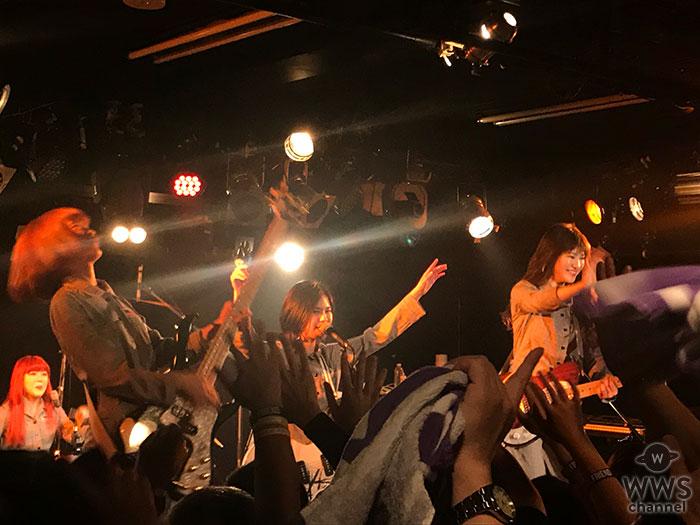 平均年齢18歳のガールズバンド「GIRLFRIEND」がメジャーデビュー2周年記念イベントを開催!新曲をLIVE初披露!そしてNEW SINGLEの発売を発表!!