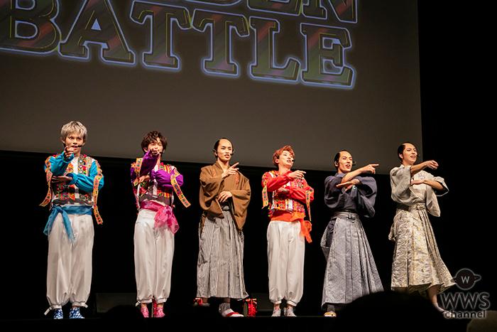 超特急、負けたら楽曲封印!!「GOLDEN BATTLE」を開催!シーサー☆ボーイズVS座・武士道!!