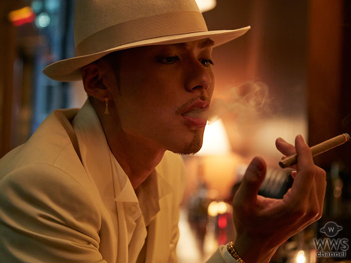 EXILE SHOKICHI、究極のセクシー写真集『BYAKUYA』発売決定!書き下ろし新曲のミュージック・カードも封入!!