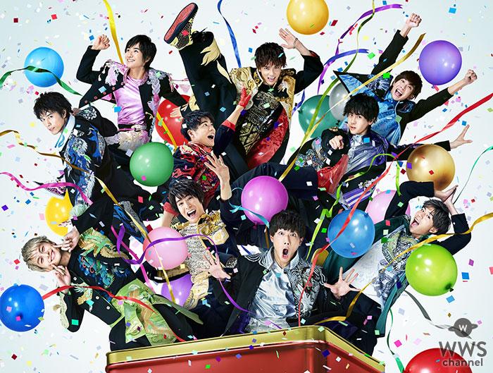 BOYS AND MEN、12月19日発売『ボイメン・ザ・ベスト』リード曲「男気・夢・音頭」の瓦割り!? 餅つきに挑戦!? 男気あり過ぎMVが解禁!