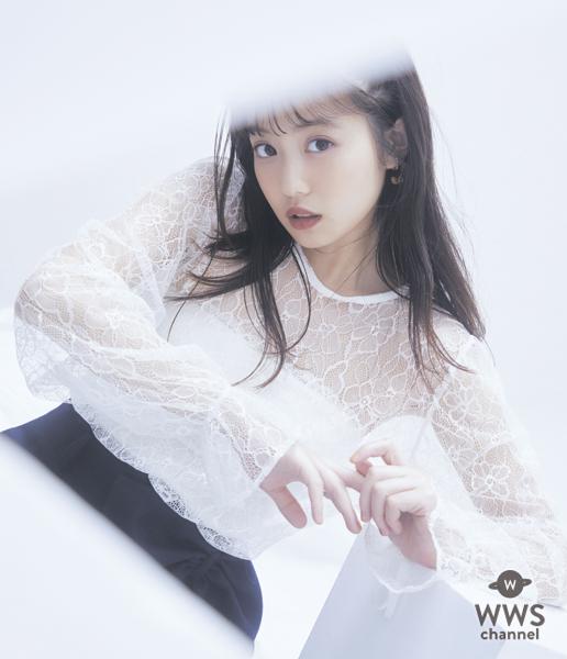 欅坂46・渡辺梨加、LARME(ラルム)で2度目の単独表紙に!今田美桜も本紙初登場!!