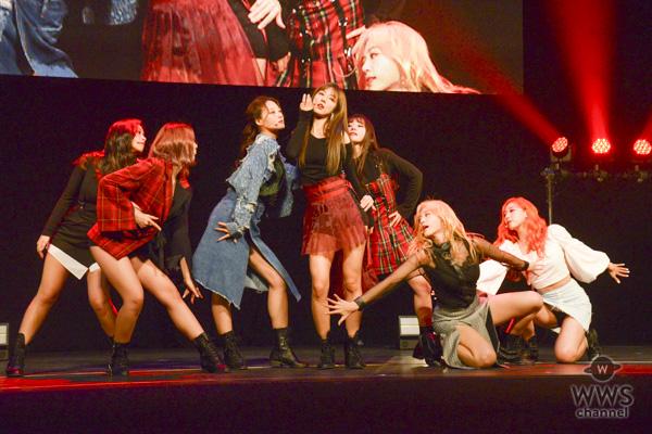 【ライブレポート】日本デビューが決まったDream Catcher(ドリームキャッチャー)が『K-GIRLS FES』に登場!ヘビメタを取り入れたパフォーマンスで観客圧倒!