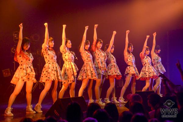 【ライブレポート】つばきファクトリーが熱量かき乱すステージを披露!「MARQUEE祭(マーキーまつり)」で魅せた圧巻のパフォーマンス!