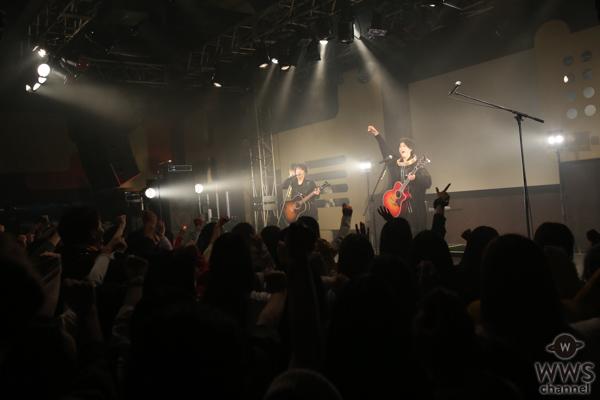 さくらしめじ、振付稼業 air:man振り付けのダンスをライブで披露!普段とひと味違うライブに観客熱狂!