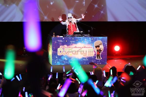 """DJ KOO、初の""""劇場DJ""""に大興奮!! 寺島惇太も「キンプリでフェスに出るかも」とノリノリ!!"""