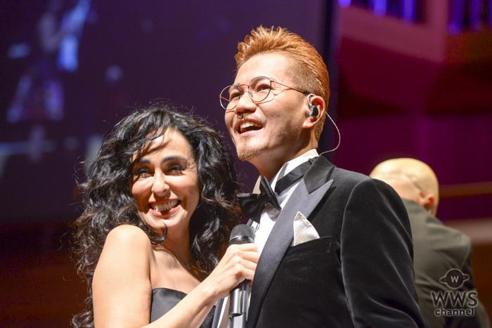 EXILE ATSUSHIがイスラエル建国記念コンサートに出演!イスラエルのシンガー・リタと共演!