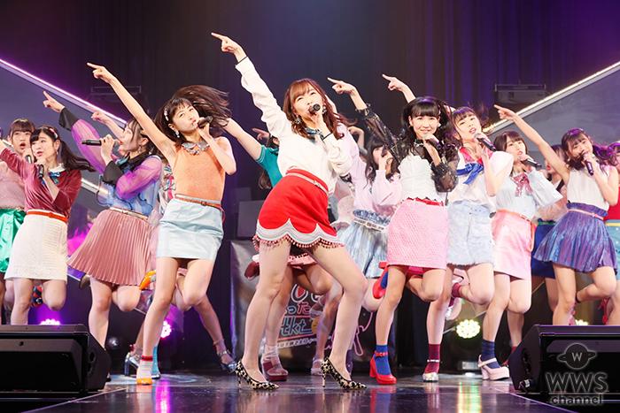 今年は朝から夜までぶっ通し全5公演を開催!! 福岡ソフトバンクホークス新ビルにHKT48劇場のオープン決定をサプライズ発表!!