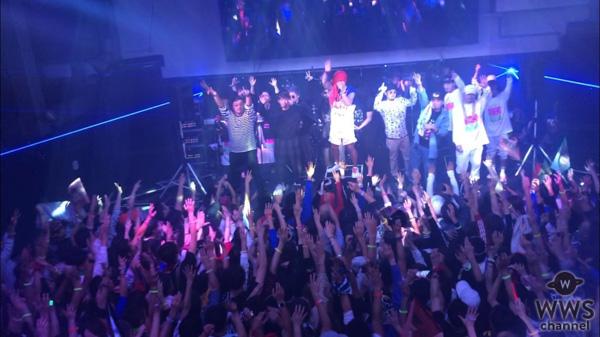 HAN-KUN、ソロデビュー10周年を記念したワンマンライブに 湘南乃風・MOOMINら仲間が集結!