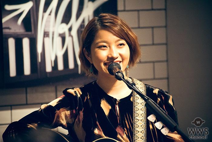 Rihwaの4年半ぶりとなる2nd Album「WILD INSIDE」のリリースを記念した、Rihwa×J.S. BURGERS CAFEスペシャルコラボライブが開催!!