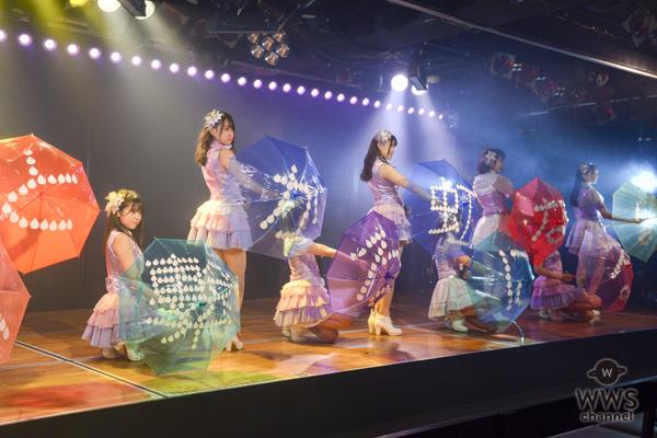 AKB48 チーム8、新公演は天気で楽曲が変化!?湯浅氏プロデュース『その雫は、未来へと繋がる虹になる。』ゲネプロ開催!
