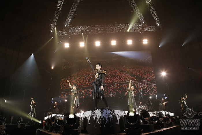 BABYMETAL、スペシャルゲストを迎えた約 1 年ぶりのワールドツアー日本公演が終幕!!