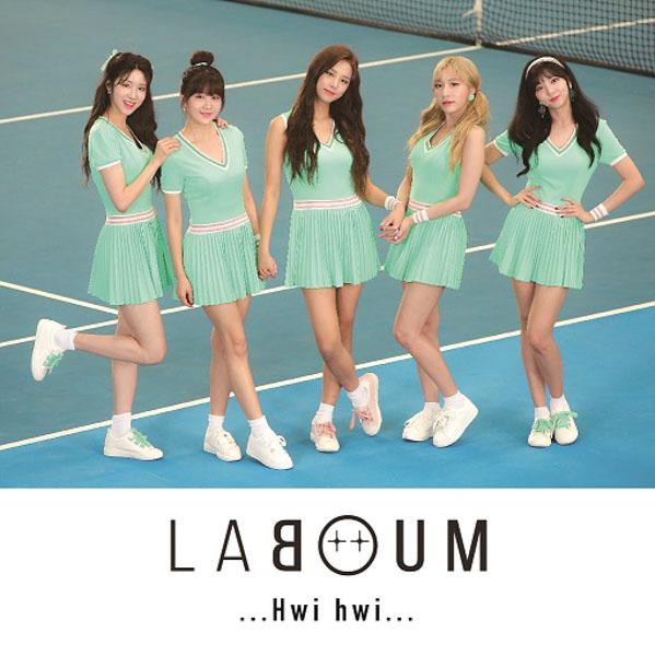 韓国発5人組ガールズグループ LABOUM、アパレルブランド「FUGA」とのコラボを発表!コラボ記念イベント開催も決定!