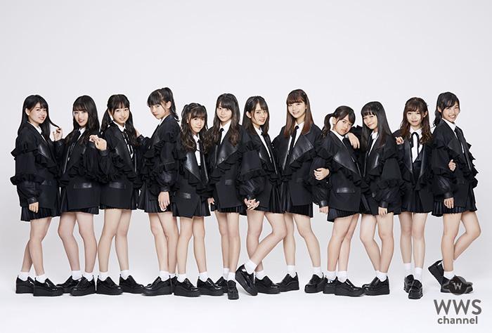 ラストアイドル、 12月5日(水)発売 5thシングル『愛しか武器がない』 ジャケット写真含む詳細発表!