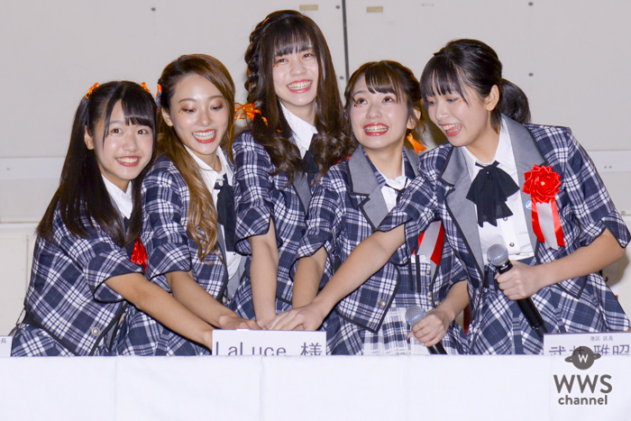 ラストアイドル・LaLuceが東京タワー点灯式に参加!長月、東京タワーの意外な思い出を明かす!?