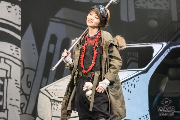 乃木坂46・若月佑美が主演舞台『鉄コン筋クリート』の囲み取材で意気込みを語る!