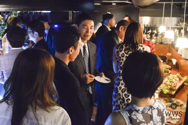 嶋村吉洋氏の主催パーティー「Session」にダンテ・カーヴァー、B'z軍団・大橋光らが出席!