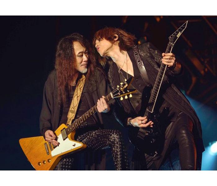 X JAPAN PATAの誕生日をToshl、SUGIZO が祝福!「メンバー愛に朝からホッコリ」とファン歓喜!