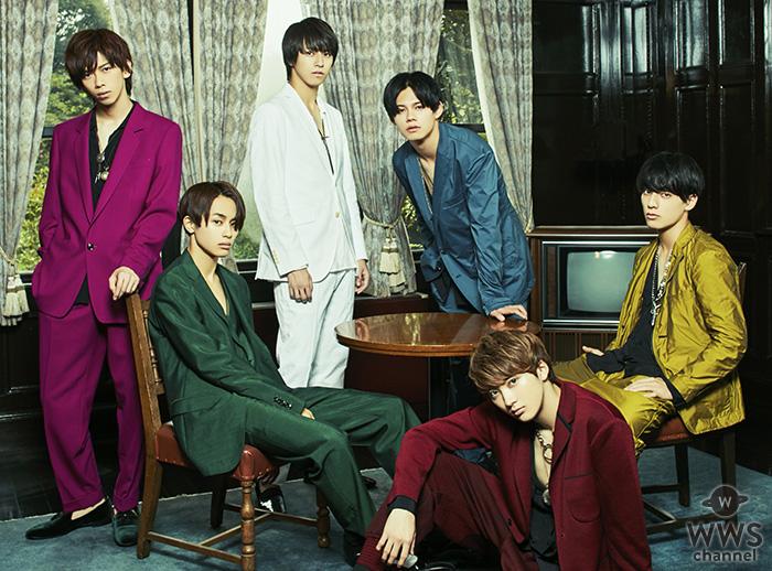 超特急、最新アルバム「GOLDEN EPOCH」収録曲を LINE MUSICでカウントダウン先行配信決定!