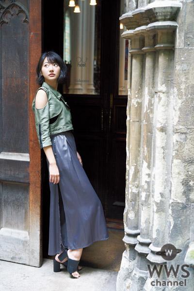「ロンドンの街は想像以上に素敵でした」武田玲奈が憧れのイギリスへ! フォトブック第2弾「タビレナtrip2」が12月22日発売!!