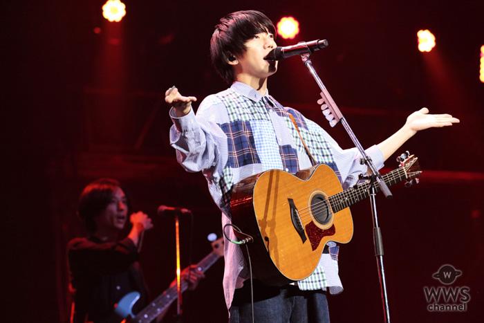 【ライブレポート】sumikaが『バズリズムライブ』に出演!人と人を繋ぐ温もり溢れるステージを披露!<バズリズム LIVE 2018>