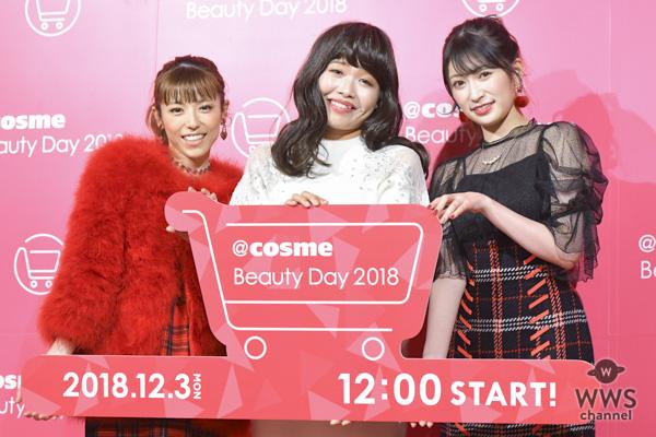 NMB48・吉田朱里が、ガンバレルーヤ・まひるをメイクアップ!?「石原さとみさんかと思った!」