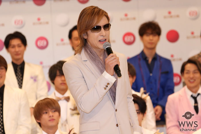 X JAPAN YOSHIKIが「第69回NHK紅白歌合戦」にHYDEとコラボでの出場決定!「HYDEと度肝を抜くようなことを」